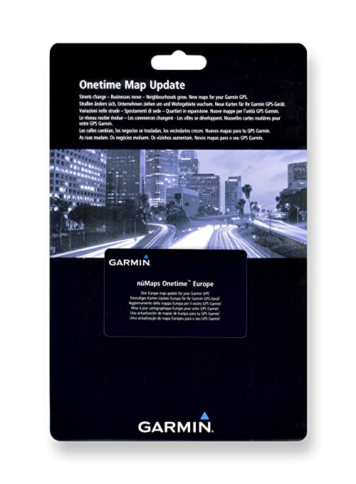 Garmin City Navigator Europa NT; Update 2012 (nüMaps Onetime)