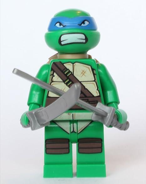 LEGO Teenage Mutant Ninja Turtles Leonardo Minifigure by ...