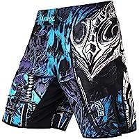 LAFROI QJK01 - Pantalones cortos de boxeo