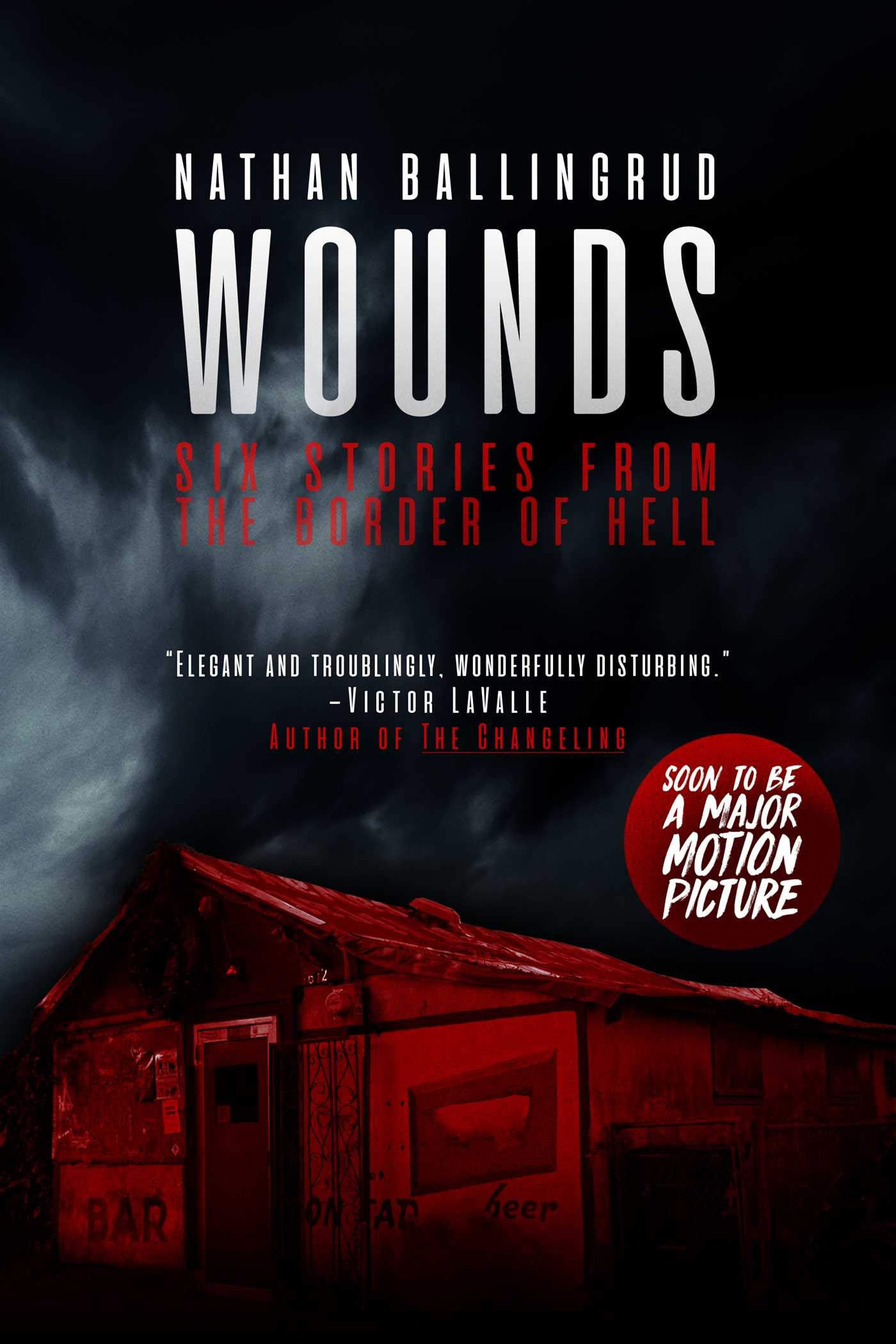 Image result for wounds book