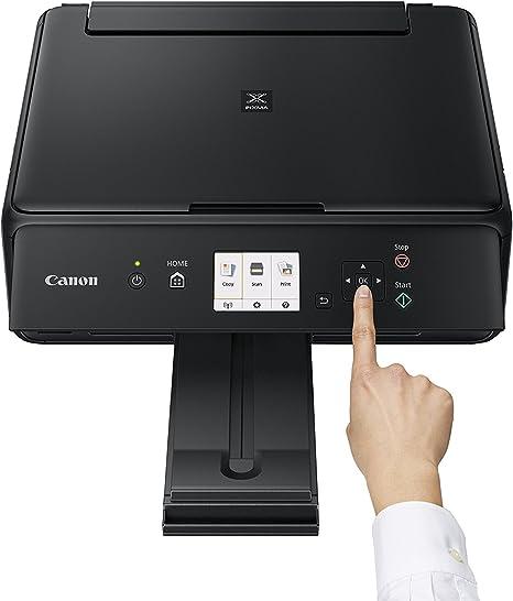 Canon PIXMA TS5055 Inyección de Tinta 12,6 ppm 4800 x 1200 dpi A4 ...
