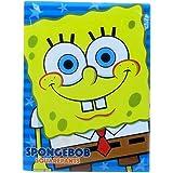 ティーズファクトリー スポンジボブ 10P クリアファイル アップ イエロー A4 sponge bob 4720428