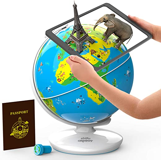Shifu Orboot: The Educational, Augmented Reality Based Globe | STEM Toy for Boys & Girls Age 4 to 10 years...