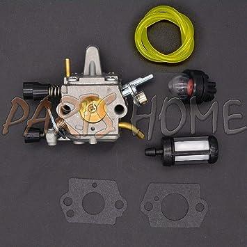 Amazon Com Carburetor For Stihl Fs120 Fs120r Fs200 Fs200r Trimmer