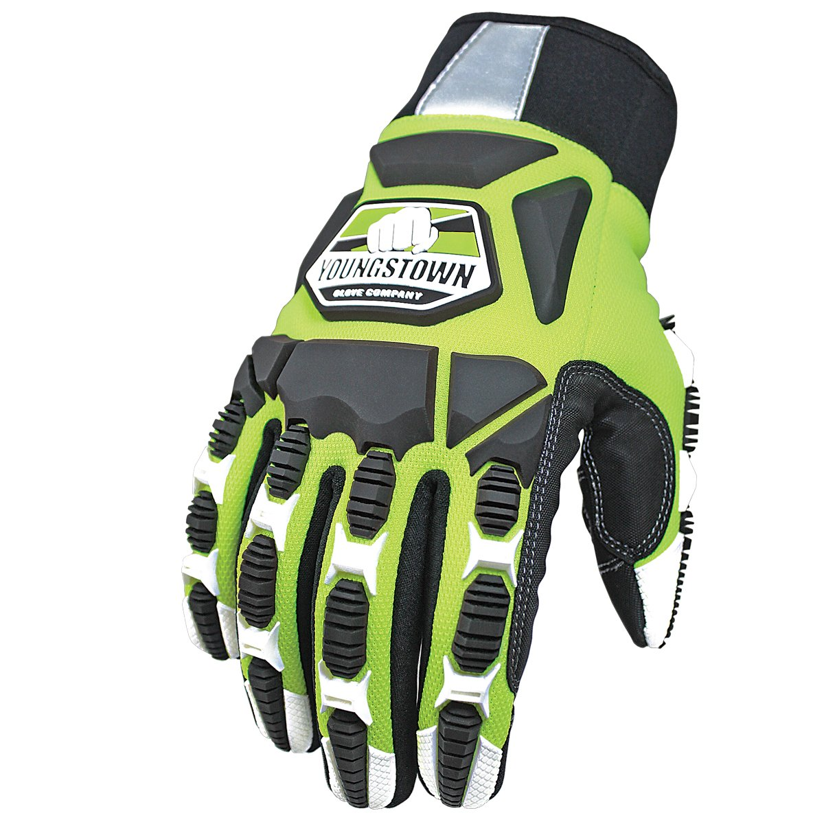 Youngstown Glove 09-9083-10-L Titan XT Lined with Kevlar Glove, Large - Work Gloves - Amazon.com