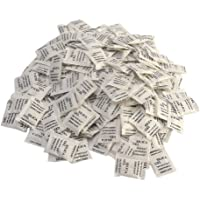 SOLDOUT™ Silica Gel Desiccant Bags Moisture Absorber Reusable Packets (Pack of 100)