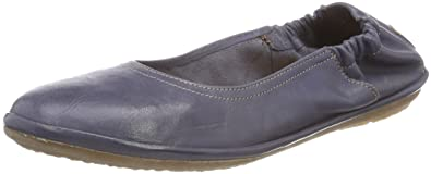Damen Soft 72 Mokassin, Blau (Jeans), 38.5 EU Camel Active