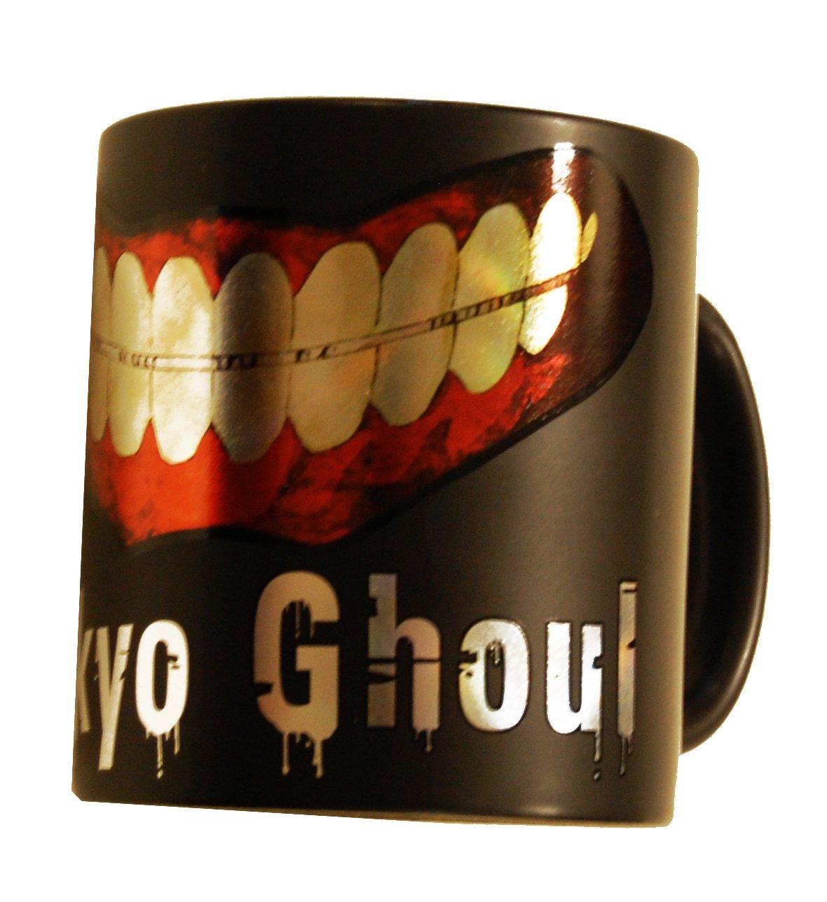 Tokyo Ghoul Matte 20 oz Coffee Mug Just Funky