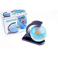 Hobby & Toys Mıknatıslı Dönen Dünya Küre, Lacivert