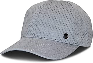 product image for Mitscoots Outfitters Gray Low Profile Moisture Wicking Performance Hat