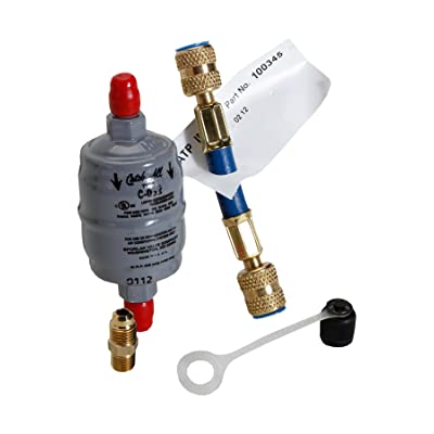Robinair FLCK-1 Filter Conversion Kit for Promax Recovery and Recycling Units: Automotive