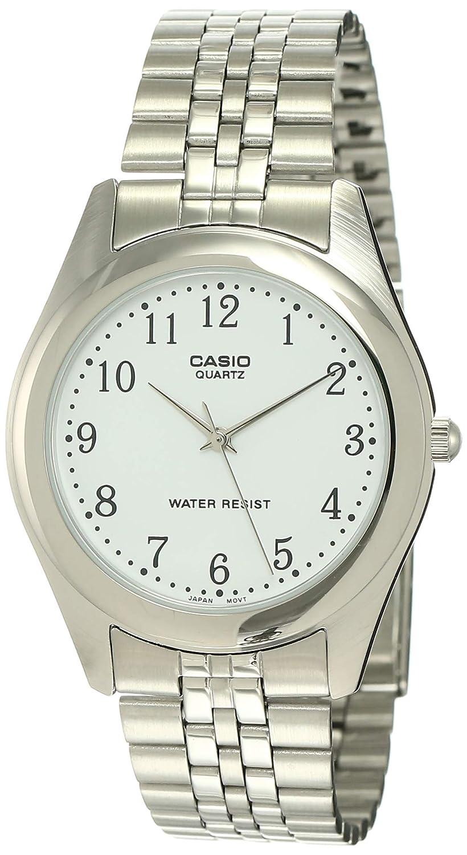 Casio Enticer Men Analog White Dial Men's Watch MTP-1129A-7BRDF(A1709)
