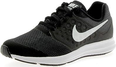 Nike Downshifter 7 (GS), Zapatillas de Trail Running para Niños, Negro (Black/White/Anthracite), 40 EU: Amazon.es: Zapatos y complementos