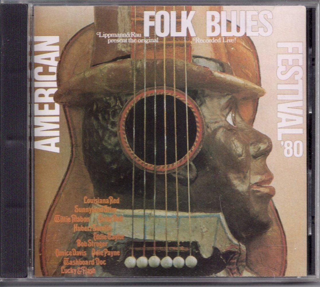 American Folk Blues San Antonio favorite Mall Festival '80