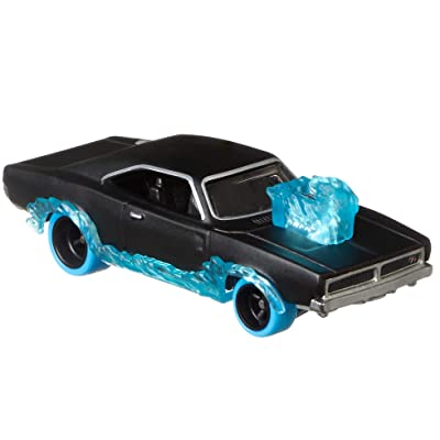 Hot Wheels Ghost Rider Charger: Toys & Games