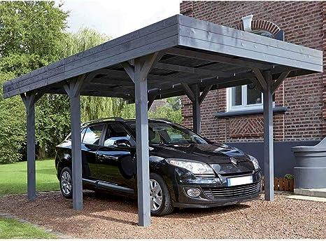 Garaje cochera LOUISON Forest Style