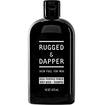 RUGGED & DAPPER Dual-Purpose Body Wash