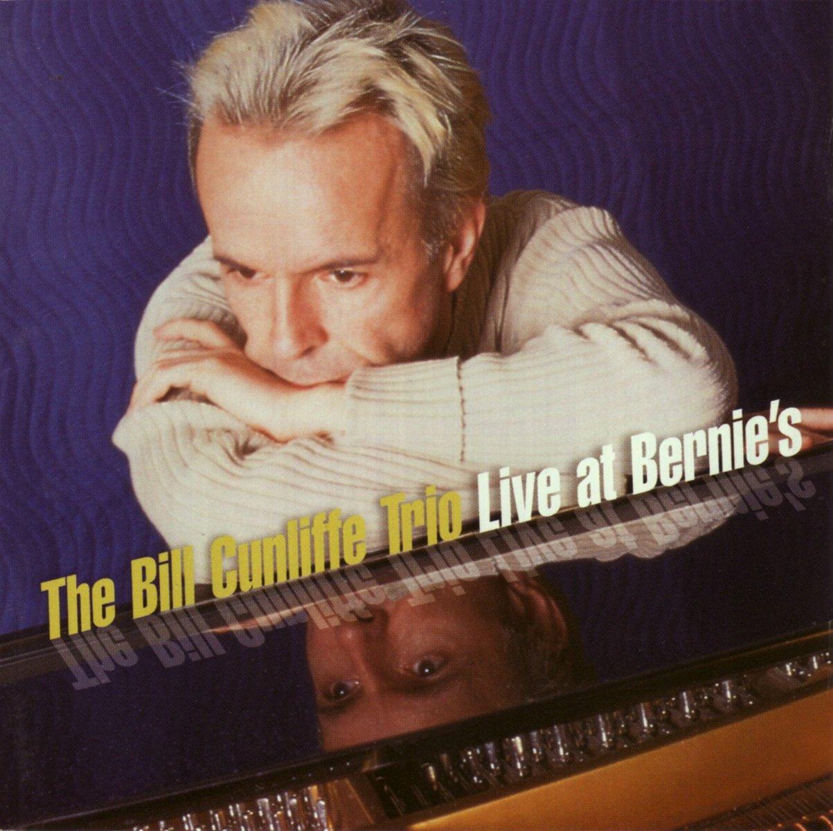 SACD : Bill Cunliffe - Live at Bernies (SACD)