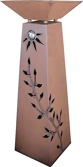 Jabo Design Rost Saule Konisch Schale Rs72 S11 Xl Saule Blumen