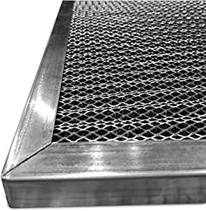 Trophy Air 16x24x1 HVAC Furnace Air Filter Lasts a Lifetime, Washable, 6 Stage Micro Allergen Defense, Healthier Home or Office, Made in The USA 16x24x1
