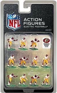 new product 6a03e 3003b Amazon.com: Detroit Lions Away Jersey NFL Action Figure Set ...