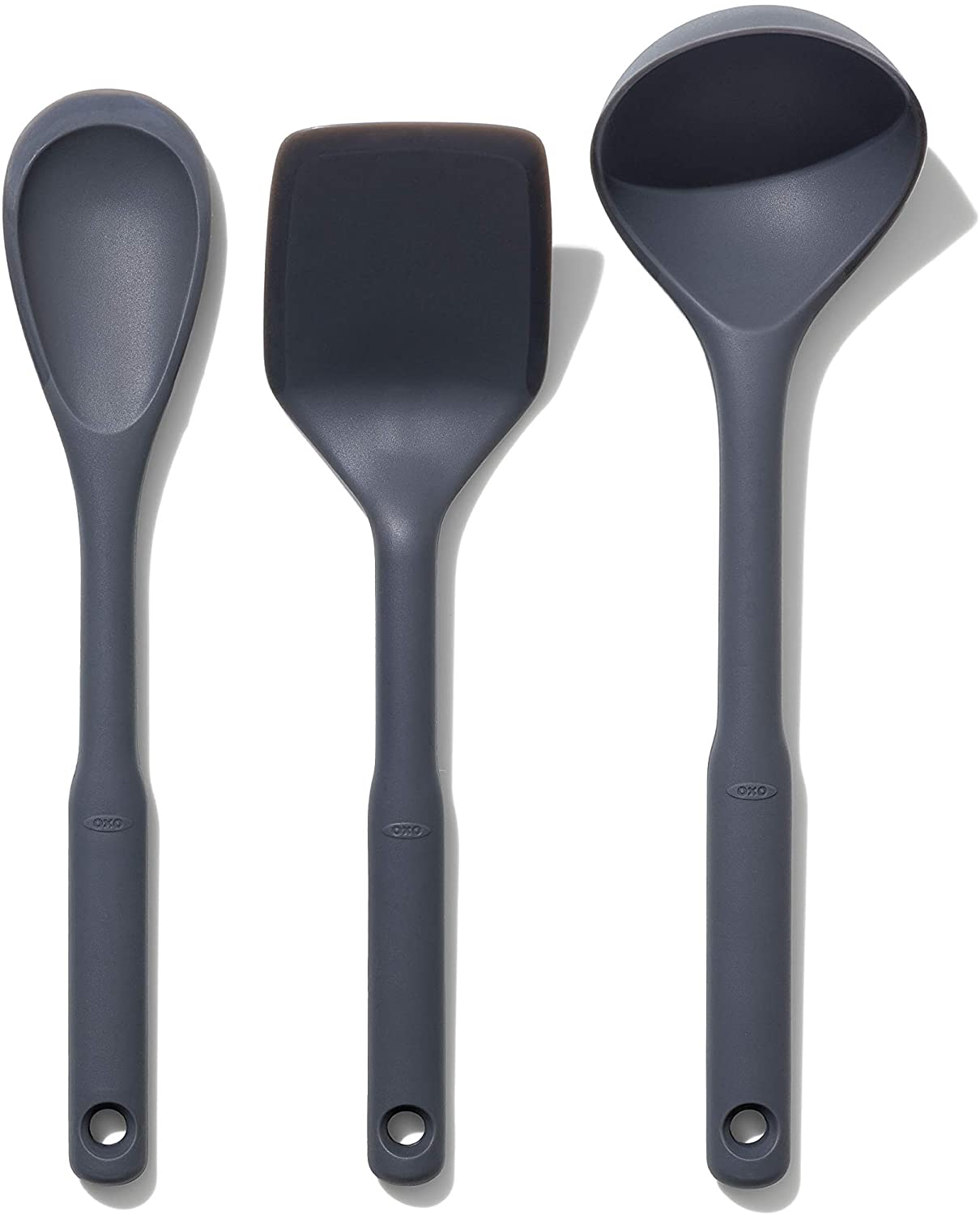 OXO Good Grips 3-Piece Silicone Utensil Set