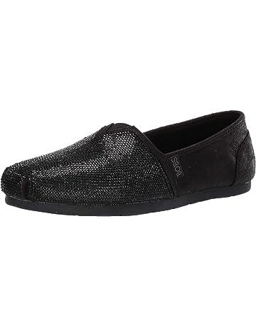 Famme Chaussures plates tamaris marron 24203 26