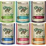 Greenies Dental Cat Treats Variety Pack