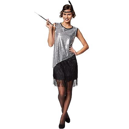 1f68c6c3181a dressforfun Costume da donna South Carolina | Con Fascia per capelli da  allacciare con piuma