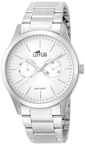 c5934f66eaf6 Lotus 15954 1 - Reloj de cuarzo para hombre