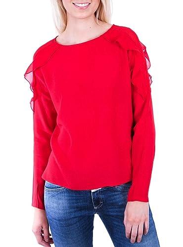 Blusa Pepe Jeans Frida Rojo