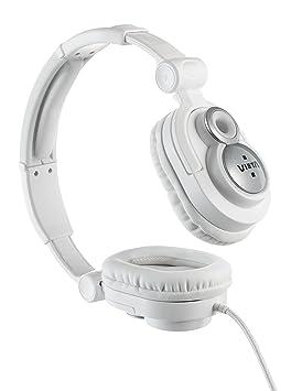 Vieta VHP-PR500WHP - Auriculares de diadema cerrados, color blanco
