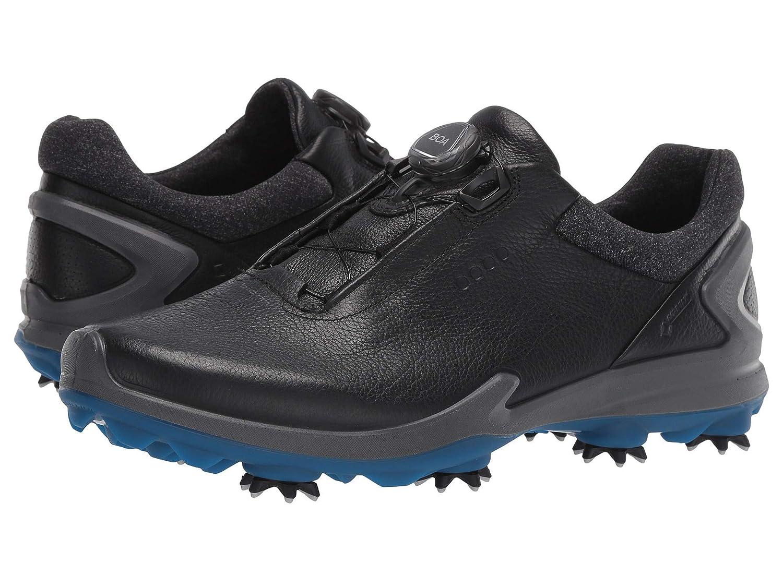 12-12.5) メンズゴルフシューズ靴 3 D Medium B07P9T1N5H [並行輸入品] (29-29.5cm) - Men's Boa G EU46 [エコー] (US ブラック BIOM