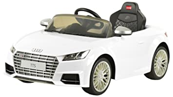 Buy Toyhouse Rechargeable Audi TTS Roadster 12V Ride On Car