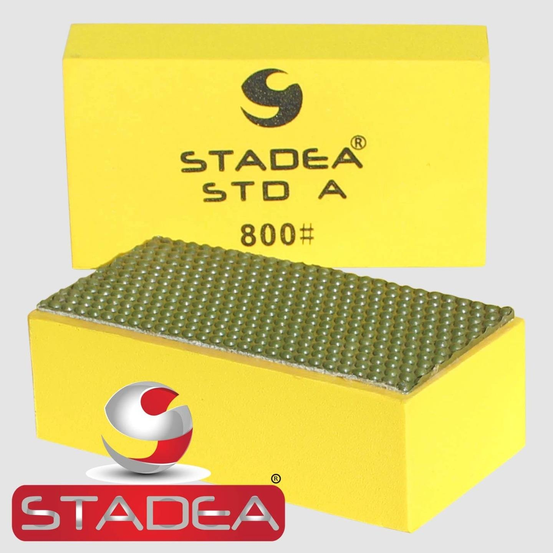 Stadea HPW109K Diamond Hand Polishing Pads - Marble Glass Concrete Stone Terazzo Polishing, 7 Pads Set by STADEA (Image #6)