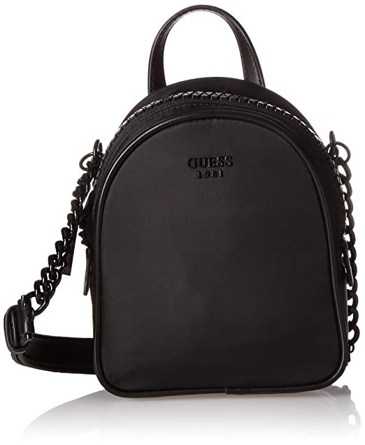 Amazon.com: GUESS Urban Chic - Mini bolsa de nailon, talla ...