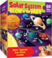 MasterPieces 60-Piece Solar System Glow-in-The-Dark for Ages 4+