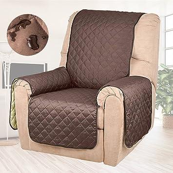 windyus Deluxe Reversible Protector acolchado para muebles sofá Cover Funda para sofá reclinable proteger para mascotas/perros/gatos y kids-chair, Loveseat, ...