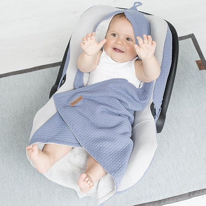 aed693e9693 Baby's Only - Omslagdoek chenille Cloud classic roze: Amazon.es: Bebé