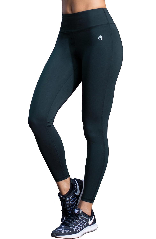 blueeberry icyzone Women's Workout Ankle Legging Non SeeThrough Fabric Yoga Pants