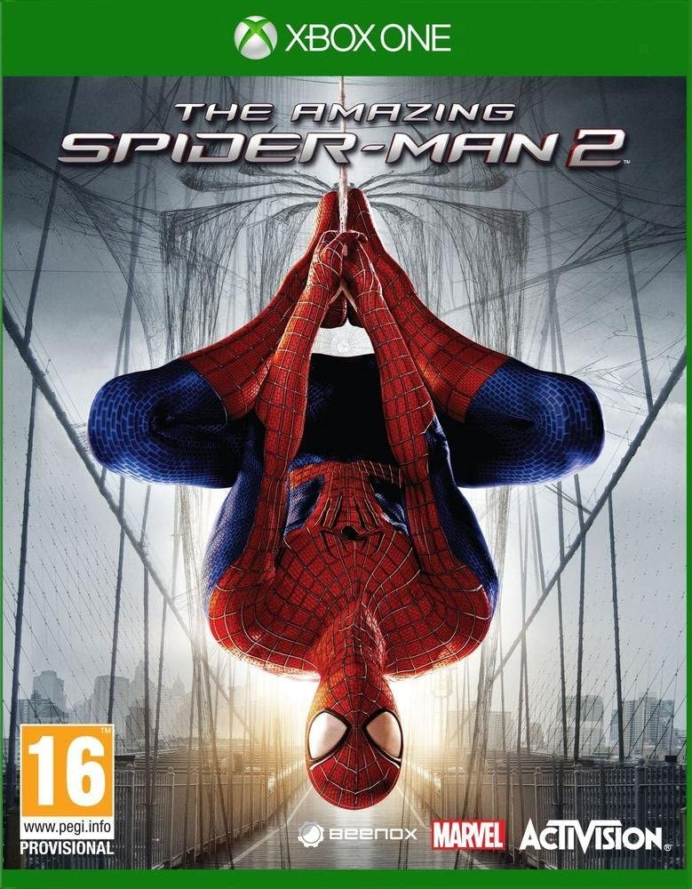 Activision The Amazing Spider-Man 2, Xbox One Básico Francés vídeo ...