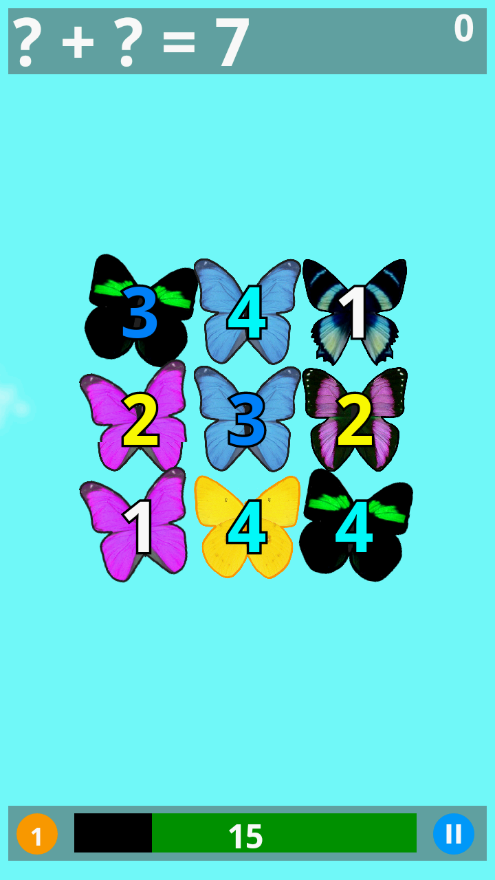 Amazon.com: Butterfly Math: Appstore for Android