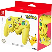 SMASH BROS GAMEPAD PIKACHU (Nintendo Switch)