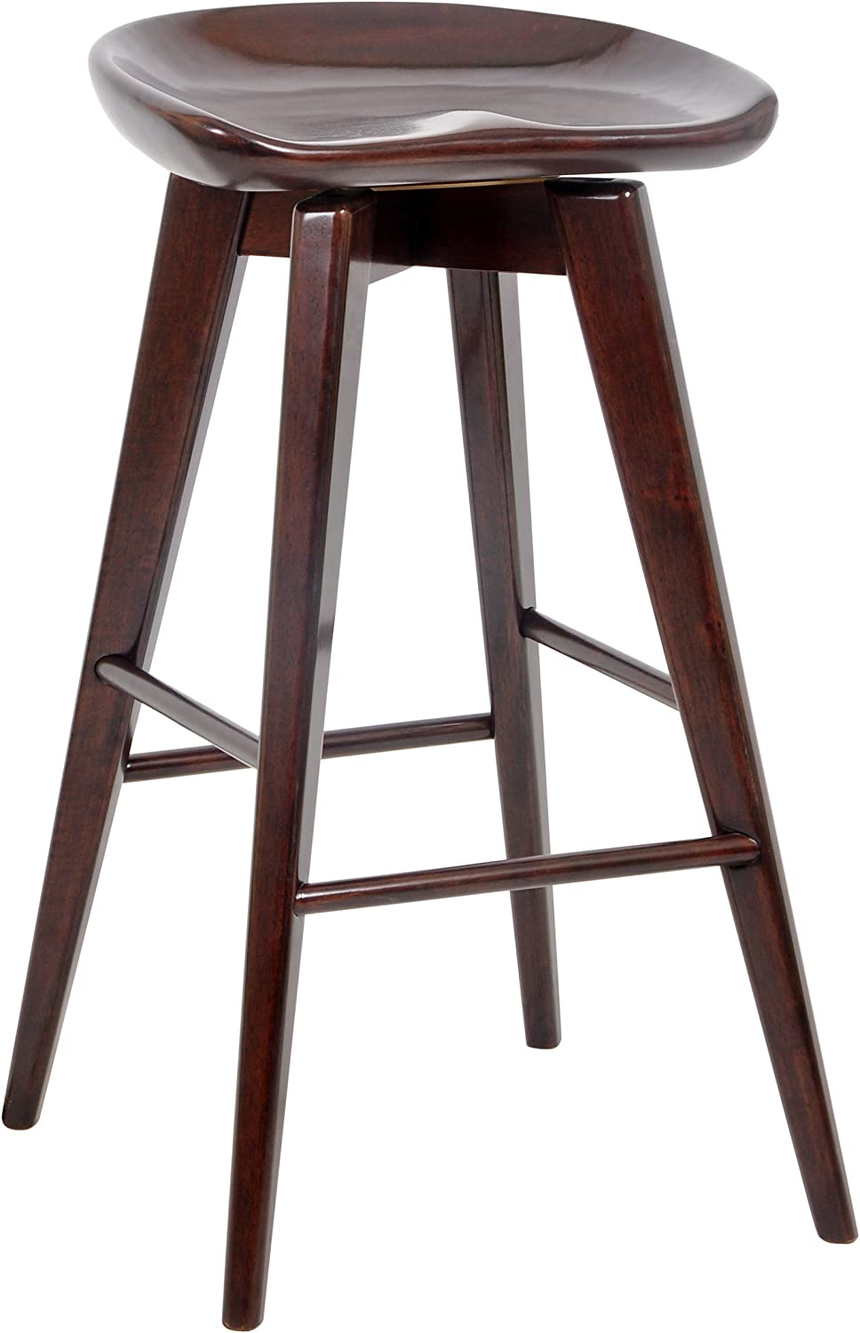 bali bar height swivel stool review, buy best backless bar stool online