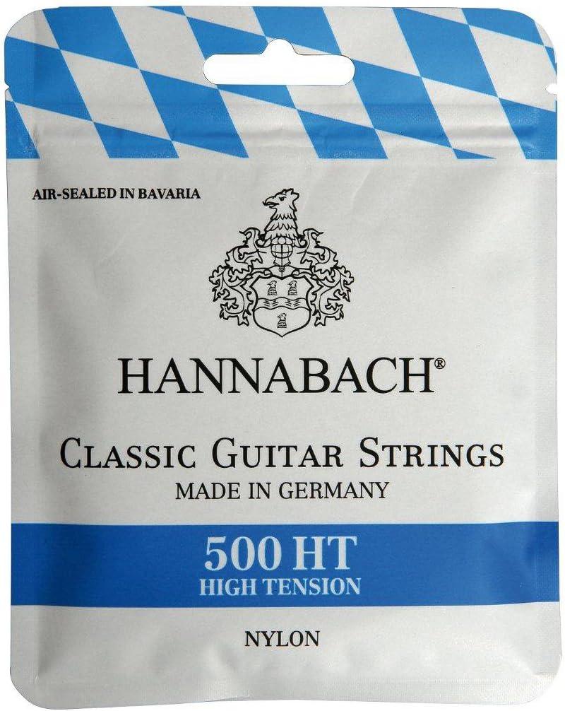Hannabach 500HT - Cuerdas de guitarra clásica