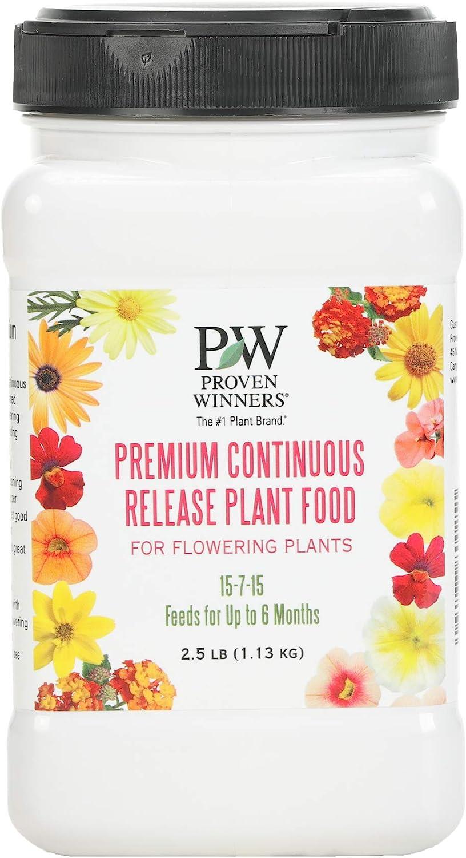 Proven Winners ZZFTMR101ZF0 Continuous Release Fertilizer, 2.5 lb