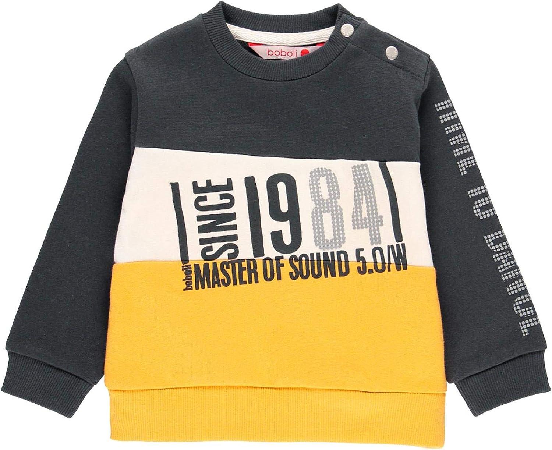 Boboli 341053 Baby Boys Plush Sweatshirt
