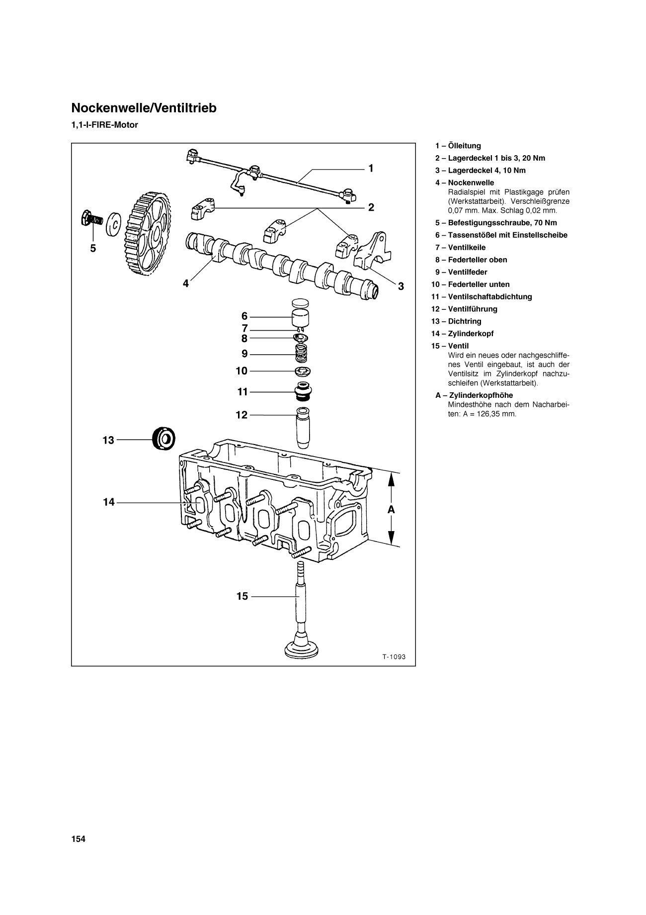 Stromlaufplan Fiat Seicento