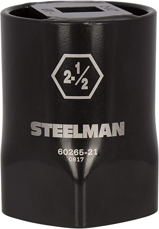3//4-Inch Drive STEELMAN 60268-26 3-3//4-Inch 6-Point Locknut Socket
