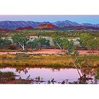 Ken Duncan Outback Splendour, Finke River, Northern Territory 2000 Piece Jigsaw Puzzle